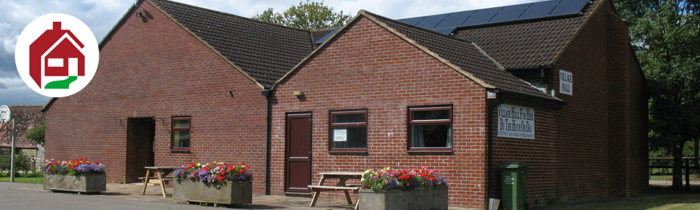 Clyffe Pypard and Bushton Village Hall New Banner