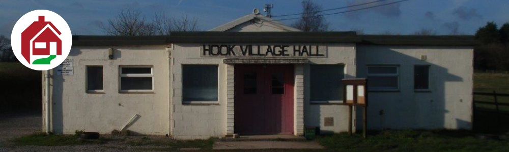Hook, Greatfield and Greenhill Village Hall WVHA Banner